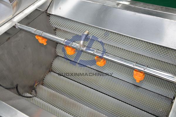 Rhizome,Seafood Cleaning Peeling Machine
