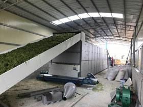 pasture drying machine