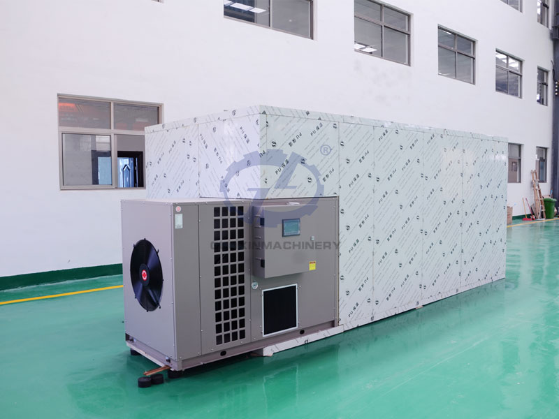 Date palm drying machine