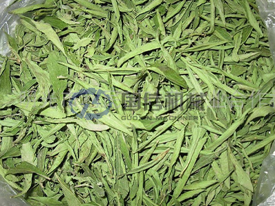 Stevia Leaves Drying Machine