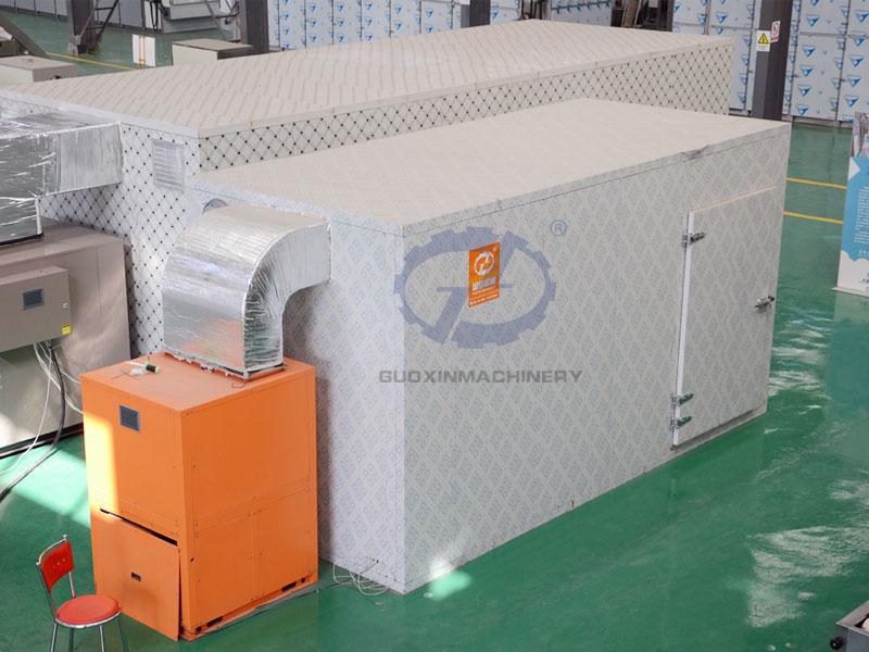 Coconut Dryer Machine