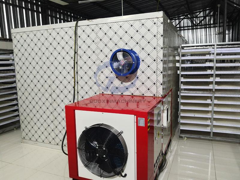Heat Pump Mango Dryer