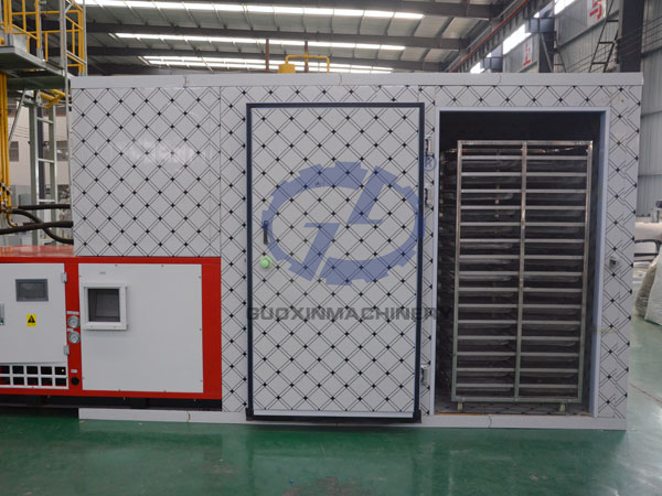 Heat Pump Fruit Dehydrator and Dryer