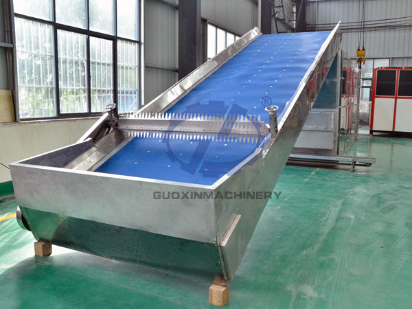 Industrial Vegetable Dehydrator and Dryer Machine