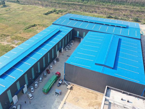 Guoxin machinery has begun to resume work