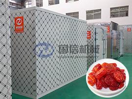 Tomatoes dryer machine
